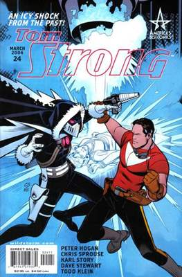 Tom Strong (Comic Book) #24