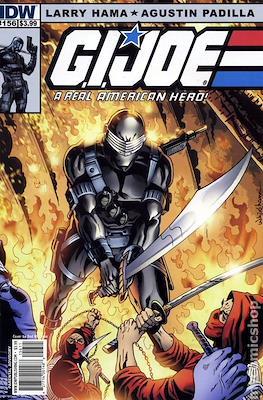 G.I. Joe A Real American Hero! (2010 - ... Variant Covers)