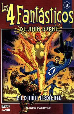 Coleccionable Los 4 Fantásticos de John Byrne (2002) (Rústica 80 pp) #3
