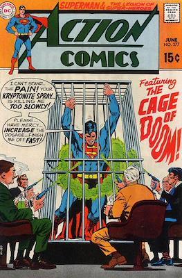 Action Comics Vol. 1 (1938-2011; 2016-) (Comic Book) #377