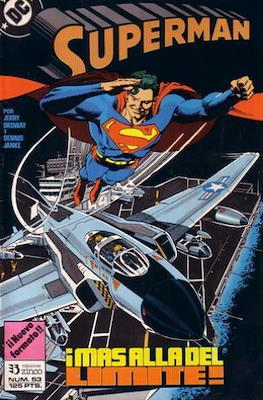 Superman: El Hombre de Acero / Superman Vol. 2 (Grapa 36 pp) #53