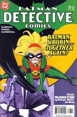 Detective Comics Vol. 1 (1937-2011; 2016-) (Comic Book) #796