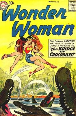 Wonder Woman Vol.1 (1942-1986; 2020-) (Comic Book) #110