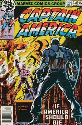 Captain America Vol. 1 (1968-1996) (Comic Book) #231