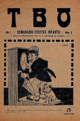 TBO (1917-1938) (Cuaderno) #8