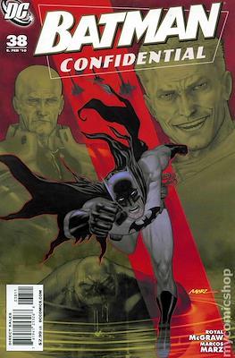 Batman Confidential (2007-2011) (Comic Book) #38