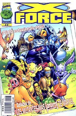 X-Force Vol. 2 (1996-2000) (Grapa 24 pp) #23