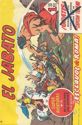 El Jabato. Super aventuras