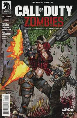 Call of Duty: Zombies (Comic Book) #5