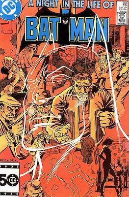 Batman Vol. 1 (1940-2011) (Comic Book) #383