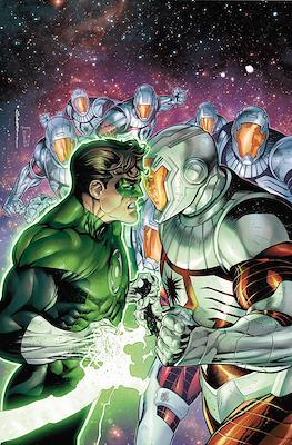 Green Lantern Saga de Robert Venditti (Cartoné) #9