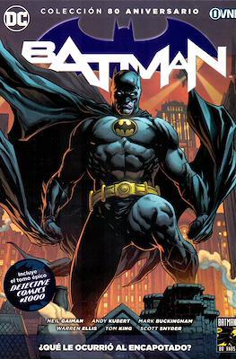 Batman. Colección 80 Aniversario. (Rústica, páginas a color. 24x17cm.) #19