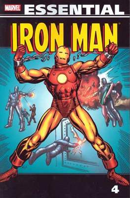Marvel Essential: Iron Man (Softcover) #4
