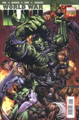 World War Hulk (Grapa) #2