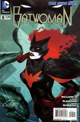 Batwoman Vol. 1 (2011-2015) #9