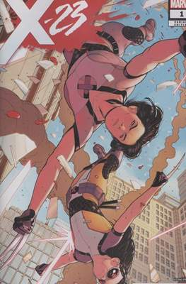 X-23 (Vol. 4 2018-2019 Variant Cover)