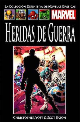 La Colección Definitiva de Novelas Gráficas Marvel (Cartoné) #123