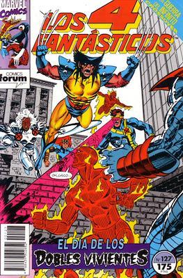 Los 4 Fantásticos Vol. 1 (1983-1994) (Grapa 36-32-24 pp) #127