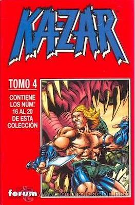 Ka-Zar (1998-1999) (Retapado) #4