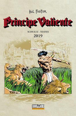 Príncipe Valiente (Cartoné 64-72 pp) #8