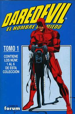 Daredevil, el hombre sin miedo (Retapado) #1