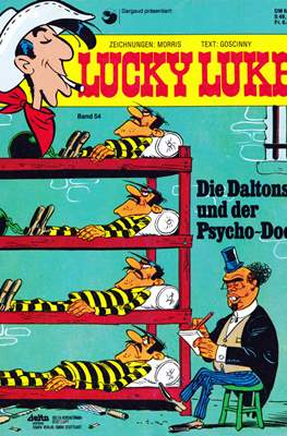 Lucky Luke (Softcover) #54