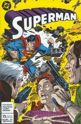 Superman: El Hombre de Acero / Superman Vol. 2 (Grapa 36 pp) #14