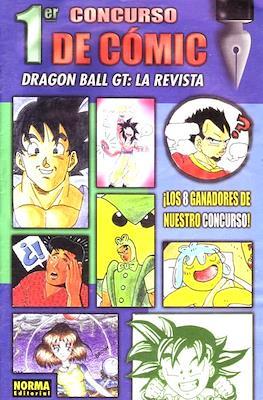 1er Concurso de Cómic Dragon Ball GT: La Revista