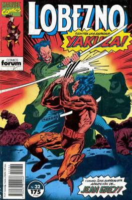 Lobezno vol. 1 (1989-1995) (Grapa) #32