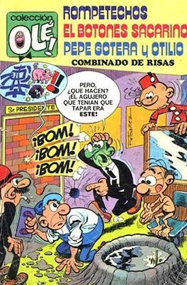 Colección Olé! (1ª Edición - Rústica, 64-80 páginas) #109