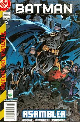 Batman: Tierra de nadie (Grapa) #2