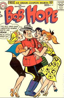 The adventures of bob hope vol 1 #47
