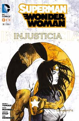 Superman / Wonder Woman (Rústica) #5