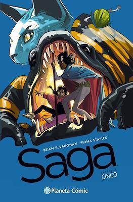 Saga (Cartoné 128-176 pp) #5