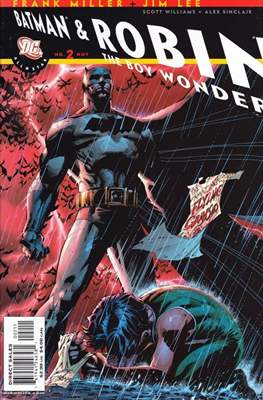All Star Batman & Robin, The Boy Wonder (Comic Book) #2