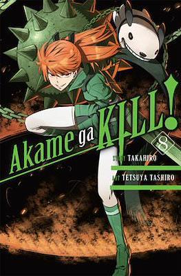 Akame ga Kill! (Softcover) #8