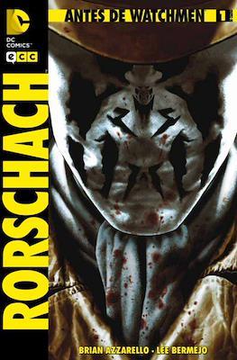 Antes de Watchmen: Rorschach (Grapa 32 pp) #1