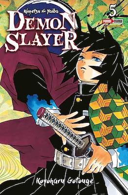 Demon Slayer: Kimetsu no Yaiba (Rústica con sobrecubierta) #5