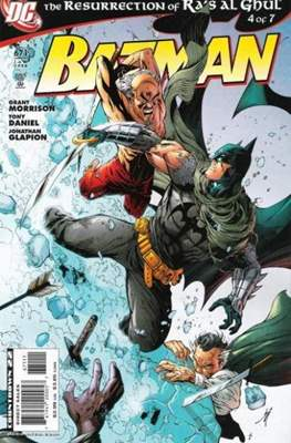 Batman Vol. 1 (1940-2011) (Comic Book) #671