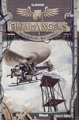 FreakAngels (Rústica 144 pp) #1