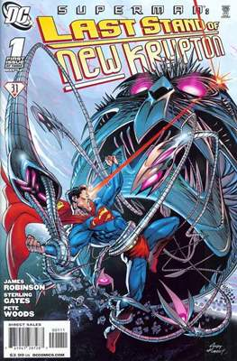 Superman: Last Stand of New Krypton (2010) (Grapa) #1