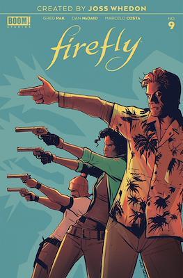 Firefly (Comic Book) #9