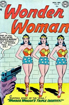 Wonder Woman Vol.1 (1942-1986; 2020-) (Comic Book) #62