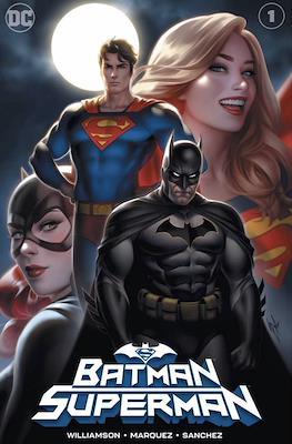 Batman / Superman (2019 -Variant Cover) (Comic Book) #1.8