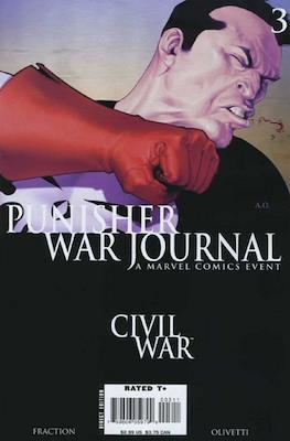 Punisher War Journal Vol 2 (Comic Book) #3