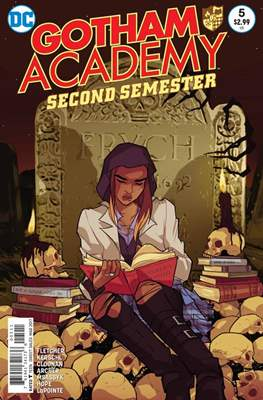 Gotham Academy Second Semester (Comic Book) #5