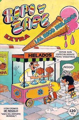 Extras numerados (1981-1985) (Grapa) #30
