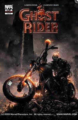 Ghost Rider Vol. 3 (2005-2006) (Comic Book) #6