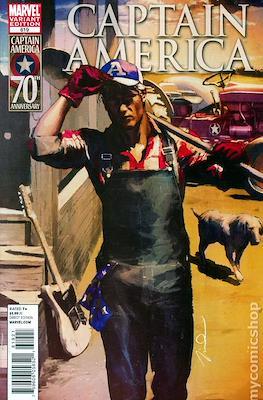 Captain America Vol. 5 (2005-2011 Variant Cover) (Comic Book) #619