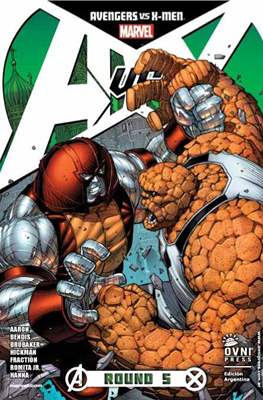 Avengers vs X men (Grapa) #5